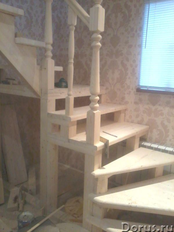 Изготовление и установка лестниц - Строительные услуги - Изготовим и установим лестницы любой сложно..., фото 2