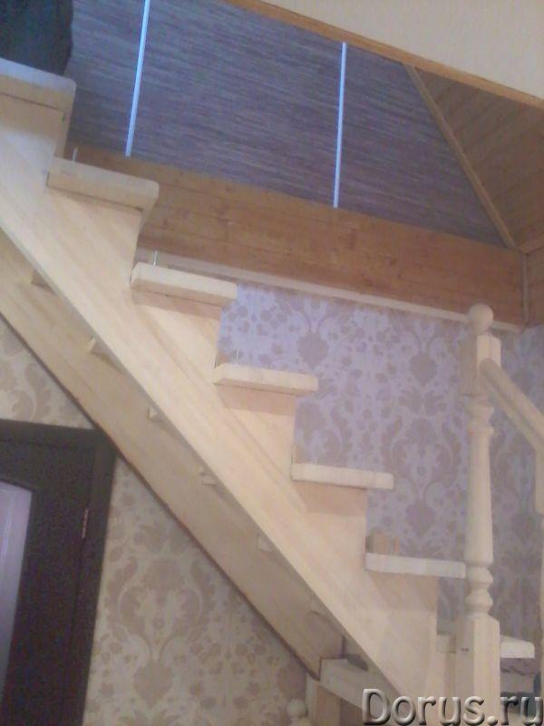Изготовление и установка лестниц - Строительные услуги - Изготовим и установим лестницы любой сложно..., фото 3