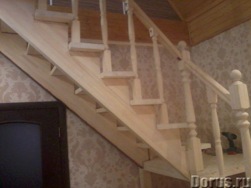 Изготовление и установка лестниц - Строительные услуги - Изготовим и установим лестницы любой сложно..., фото 4